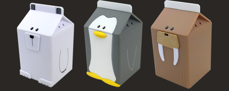 Quirky Item of the Week Fridgeezoo Refrigerator Pets