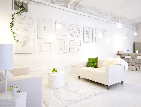 Decorating A Bright White Office: Ideas U0026 Inspiration Nice Design