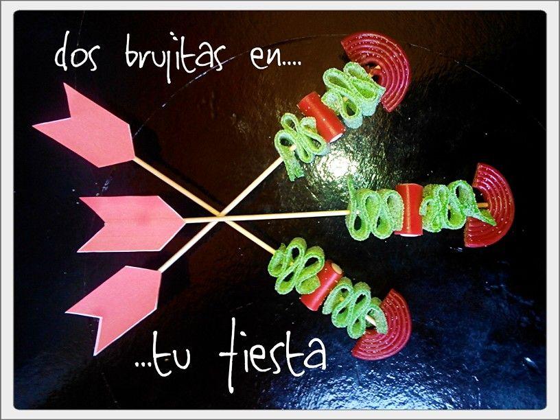 Flechas picantes flechas del amor san valent n - Dulces de san valentin ...