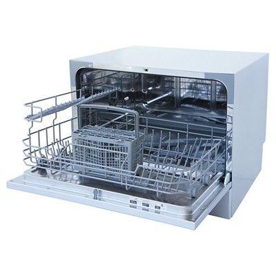 Sunpentown Countertop Dishwasher Silver Countertop Dishwasher Dishwasher Dishwasher Sizes