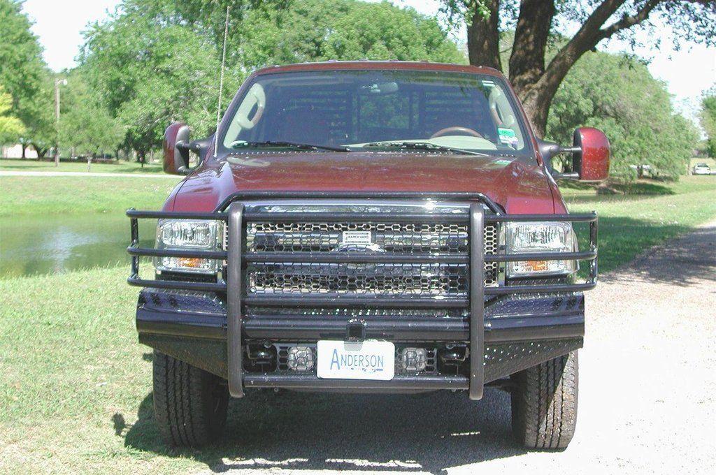 05 F150 Bumper >> Ranch Hand Bumper Ford 05 07 F250 F350 F450 F550 Superduty
