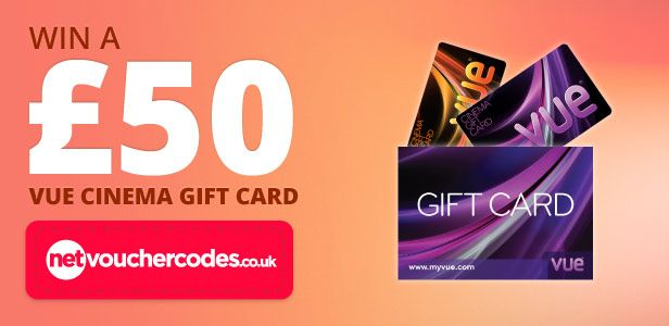 Win a £50 Vue Cinema Gift Card   Competitions   Vue cinema