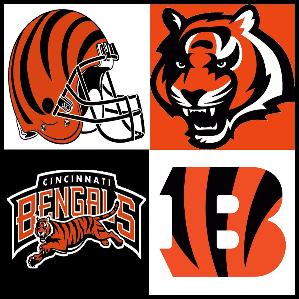 Bengals Logo History Football Logo Bengals Nfl Logo