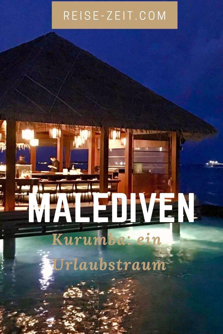 Kurumba Resort Malediven – luxuriöser Traumurlaub mit Familie