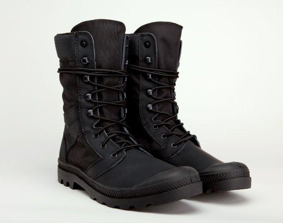 Palladium X Maharishi Tactical Boot