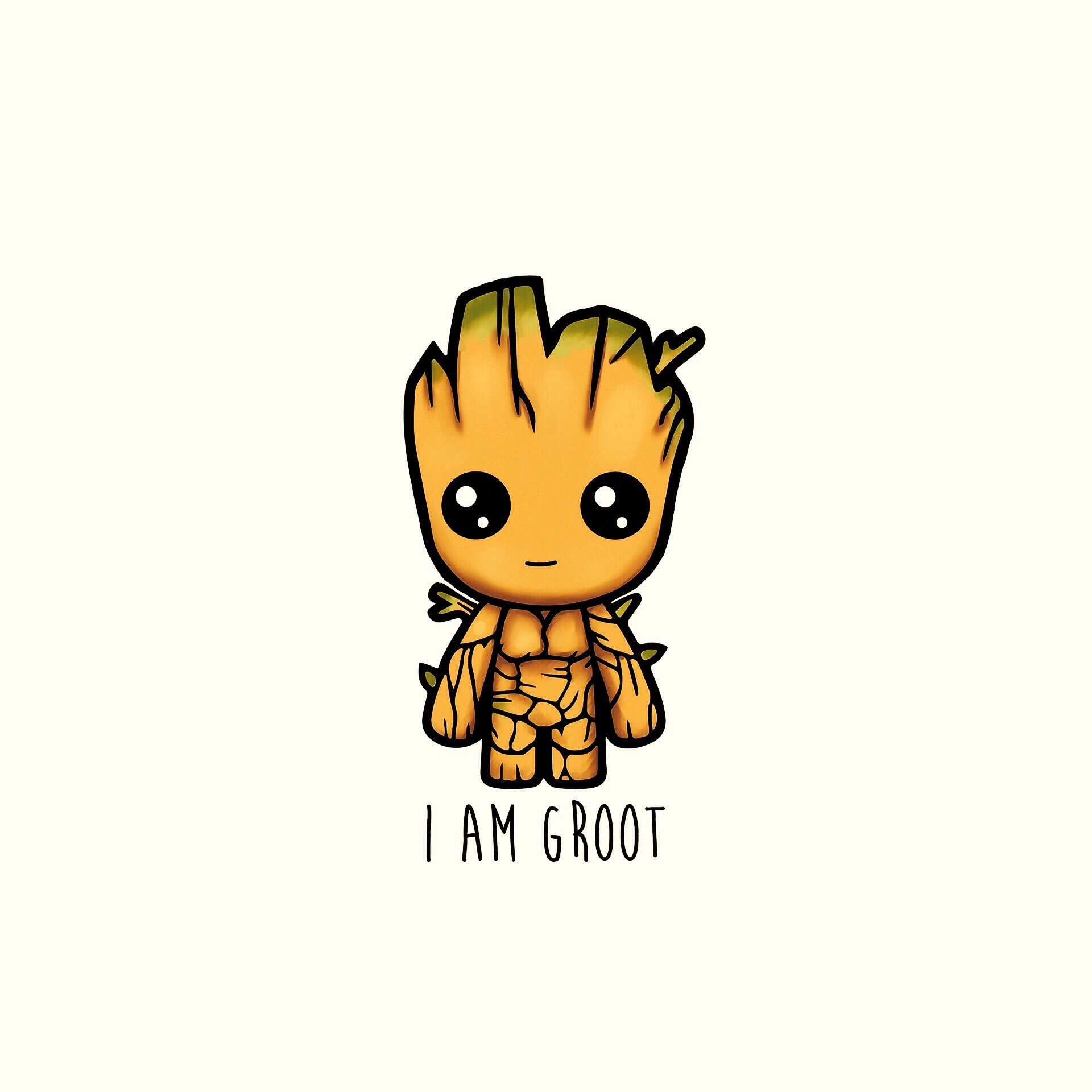 Groot Wallpaper Background With Images Cute Disney Wallpaper