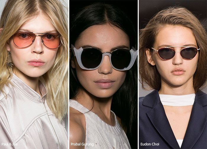 Trend Sunglasses Fashion , Rose / or