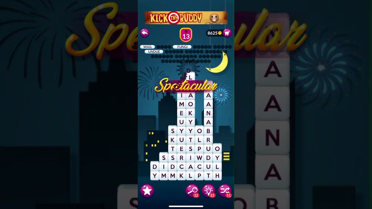 Wordscapes Daily Puzzle Jan 13 2020 Answers (Wordscapes ...