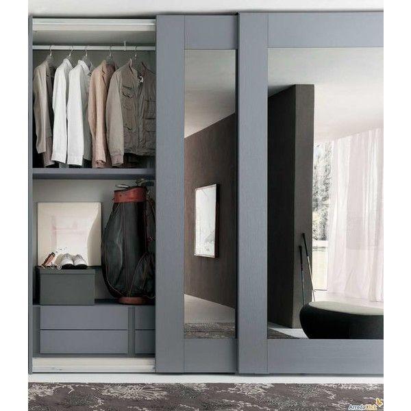 Mirror Sliding Closet Doors Bedroom Closet Design Ideas Ideas