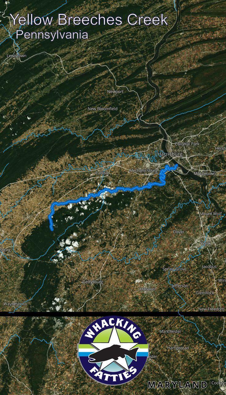 Pin On Pennsylvania Fishing Reports