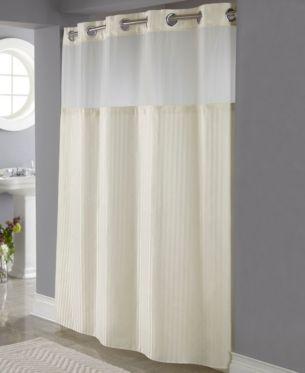 Hookless Classic Herringbone 3 In 1 Shower Curtain Reviews