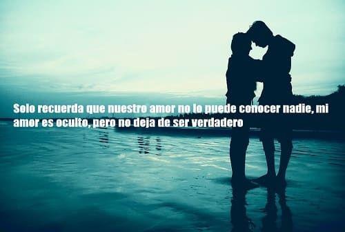 Amor A Escondidas Poemas Amor Escondi Amor Imagenes De Amor Y