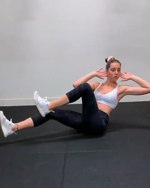 Lean belly workout