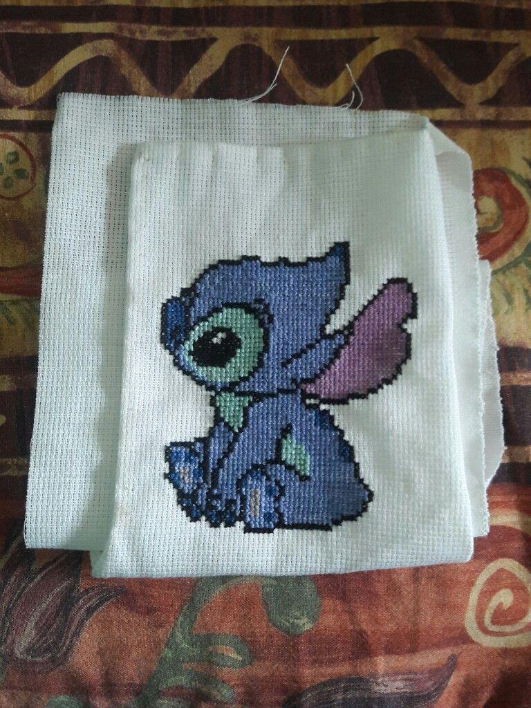 Cuadro de stitch