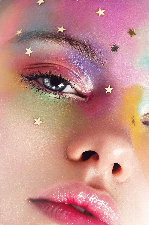 vanillaline Makeup artist website, Freelance makeup