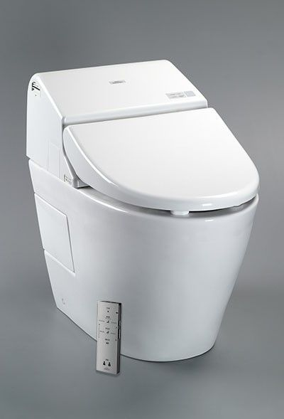 Toto Washlet With Integrated Toilet G400 1 28gpf 0 9gpf Ms920cemfg
