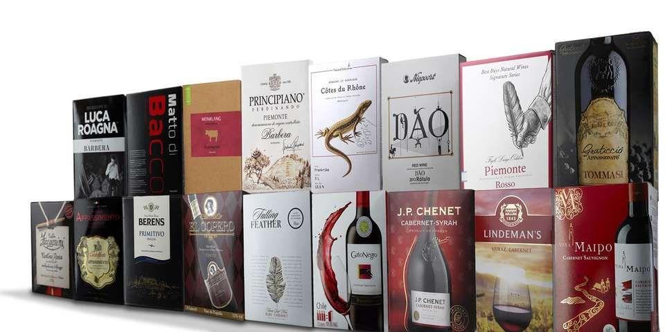 rødvin test