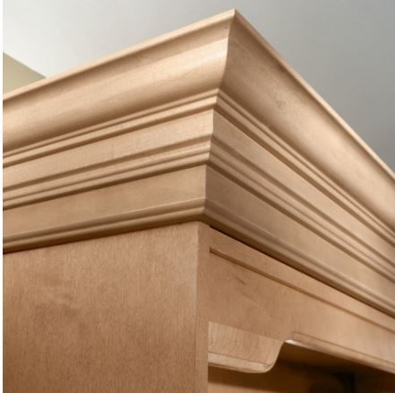 To Gain Extra Height Add A Large Cove Crown Molding Starter This Also Gives You The Flexibility Adjust Of Your Stack