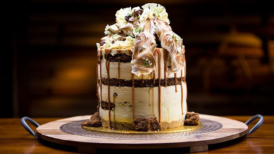 Andy Bowdy Cake Recipe