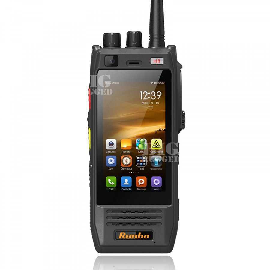 Runbo H1 Best Professional Mobile Rugged Phone Waterproof