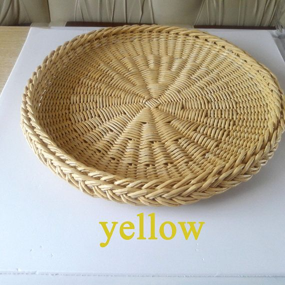 Groovy Rustic Serving Tray Coffee Table Tray Large Round Wicker Ibusinesslaw Wood Chair Design Ideas Ibusinesslaworg