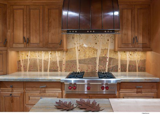 Custom Backsplash Tile Kitchen Backsplash Tile Mural Custom Tile - Custom Mosaic Backsplash & Custom Mosaic Backsplash Custom Kitchen