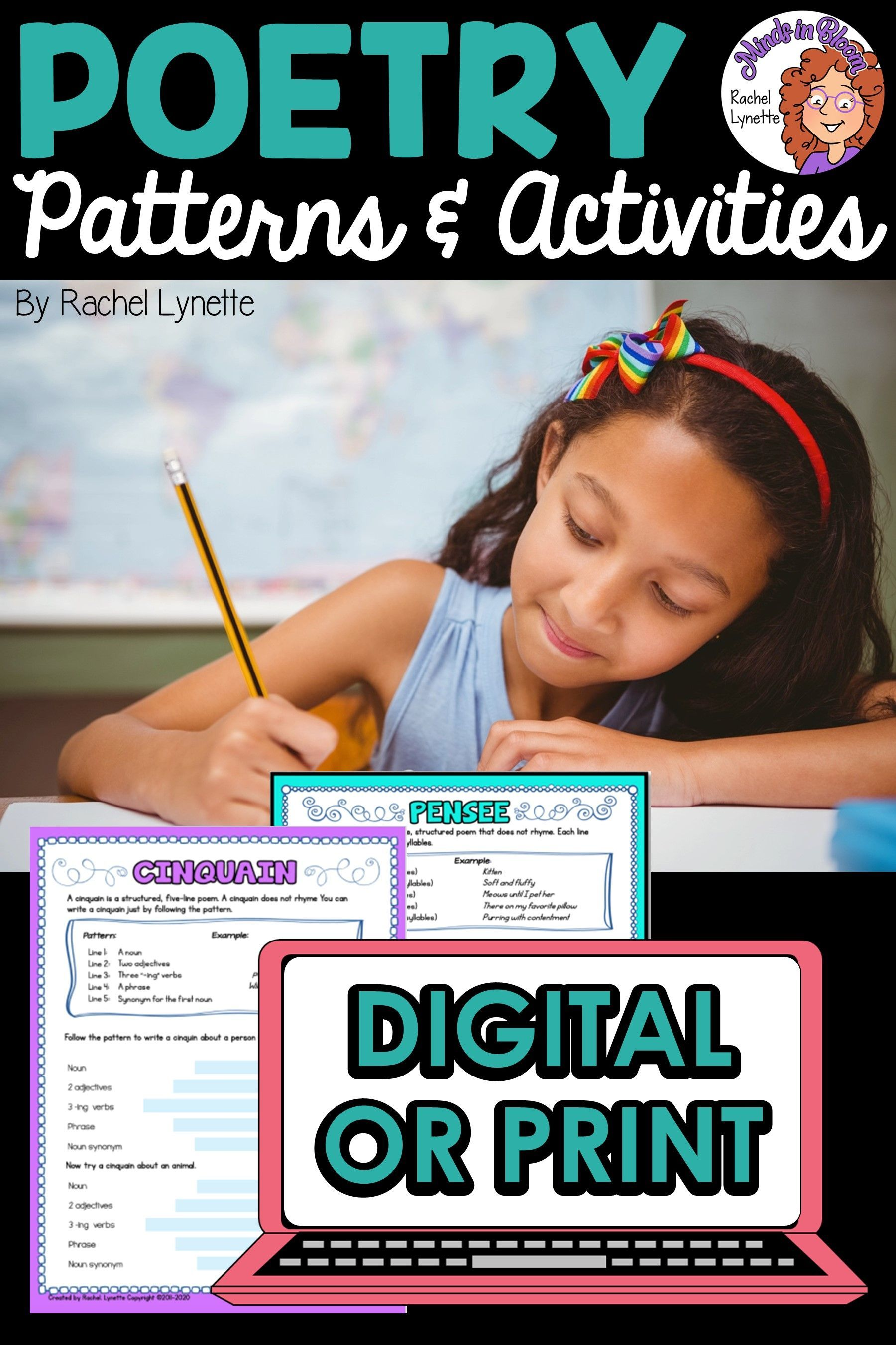 21 Poetry Patterns And Poem Writing Activities For Upper