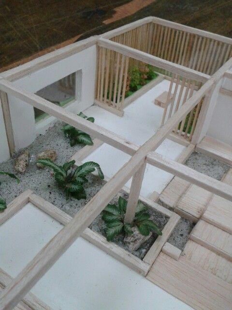 Jardin Zen, casa estilo japones Casas y decoraciones Pinterest