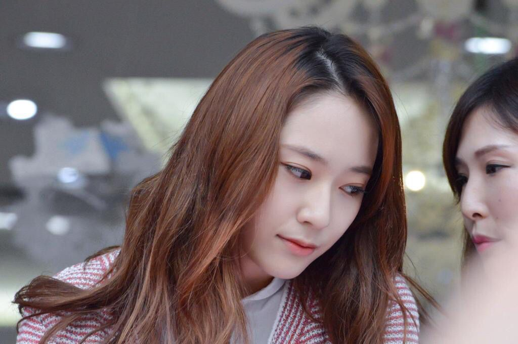 150901 f(Krystal) = Etude House Event in Shanghai