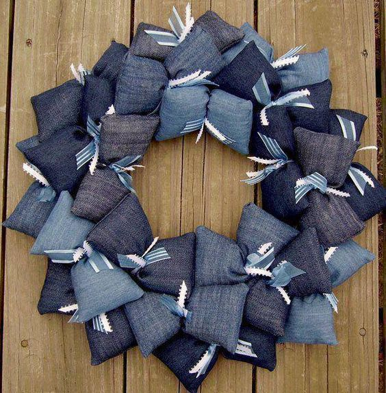 Photo of 74 fantastiche idee fai-da-te per riciclare vecchi jeans