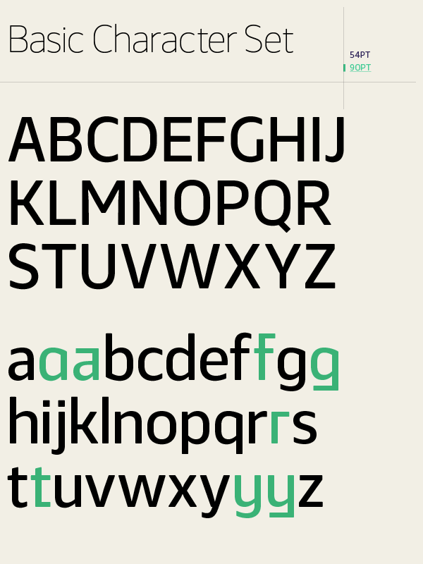 Webnar is a modern geometric sans serif font family of 7 weights