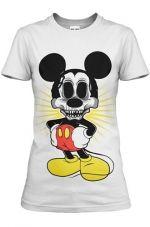 Kill Star Zombie Mouse Women's T-Shirt