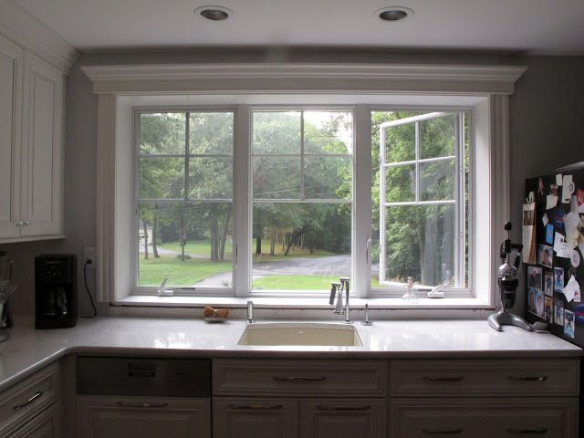Charmant 10 Styling Options For Your Kitchen Windows