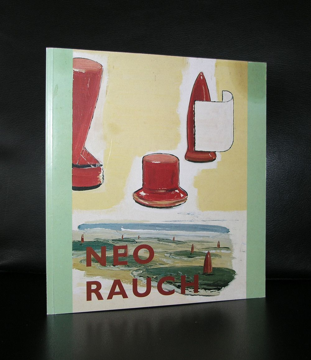 Galerie der Stadt Backnang # NEO RAUCH   invitation #1998, nm