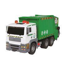 Fast Lane Pump Action Garbage Truck Garbage Truck Truck Videos For Kids Trucks