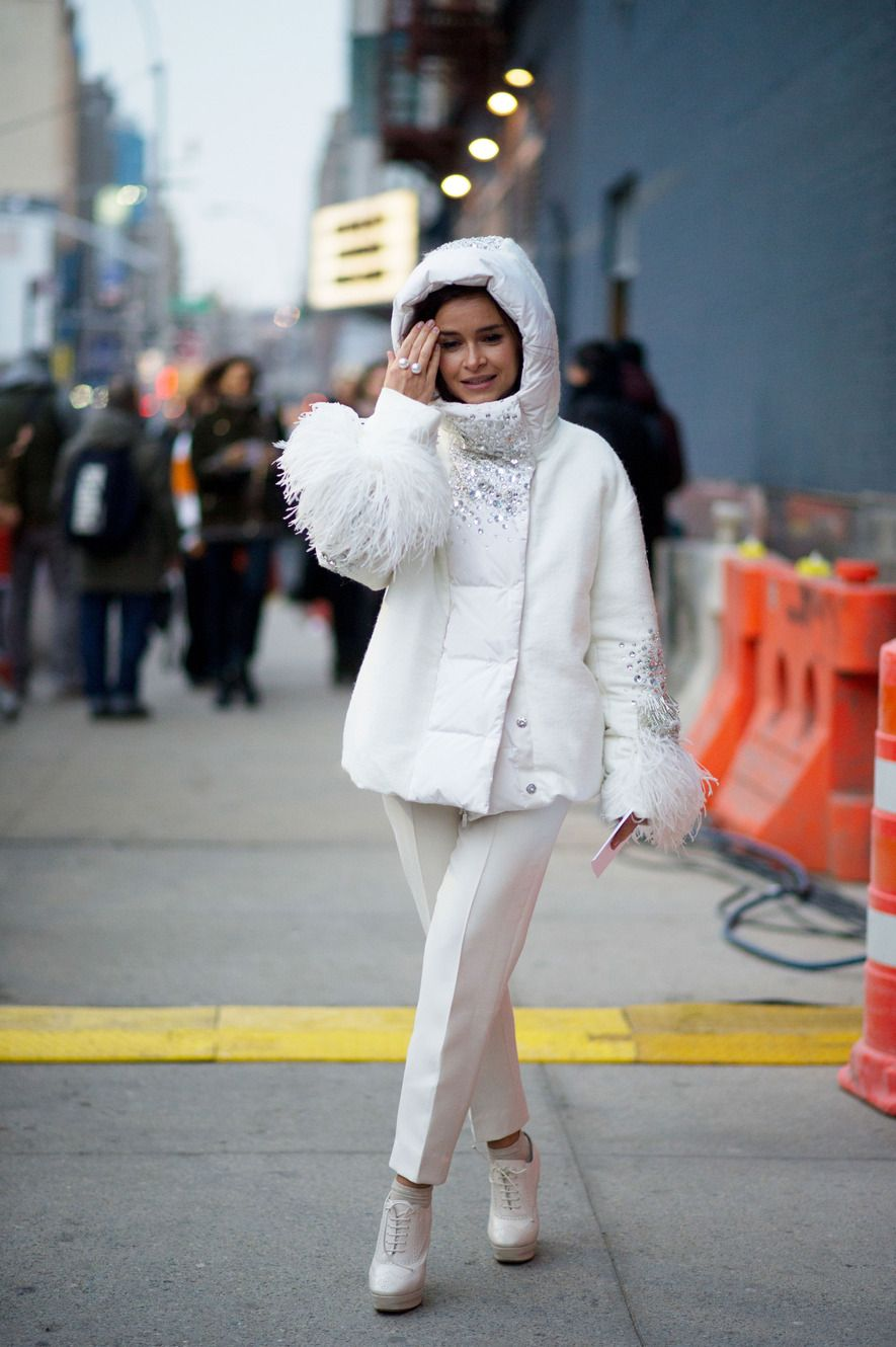 Miroslava Duma, New York, Fall 2014