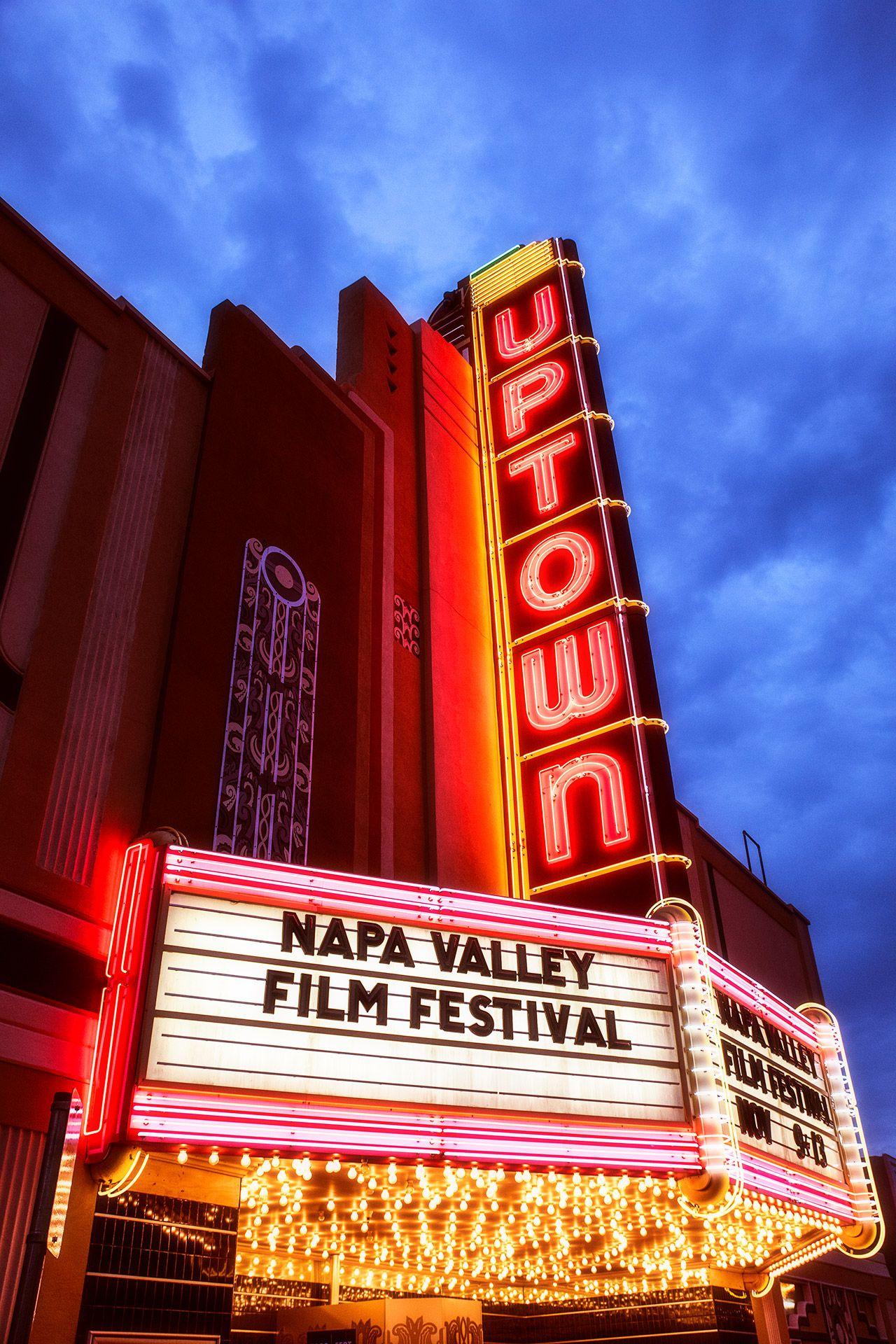 Napa Valley Film Festival With Charles Krug Winery Napa Valley Napa Film Festival