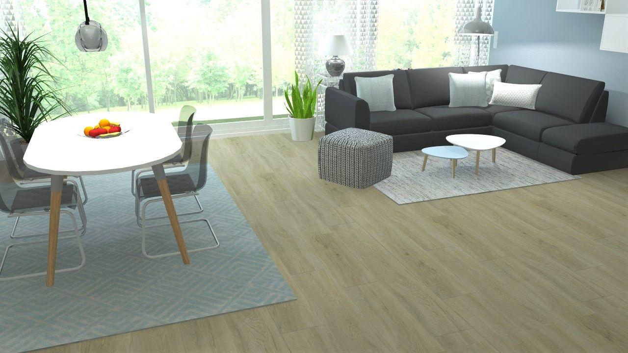 Wohn /Esszimmer   Moderne U0026 Traditionelle Skandinavische Einflüsse   3D  Raumplanung