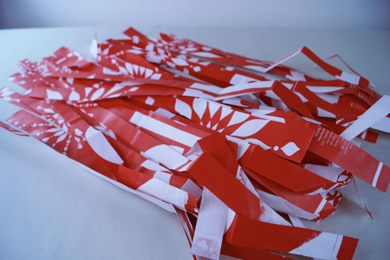 HOW TO long stemmed paper roses   Relevé Design