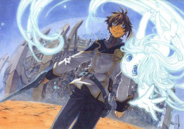 Tags Anime, Chrome Shelled Regios, Leifon Alseif Anime