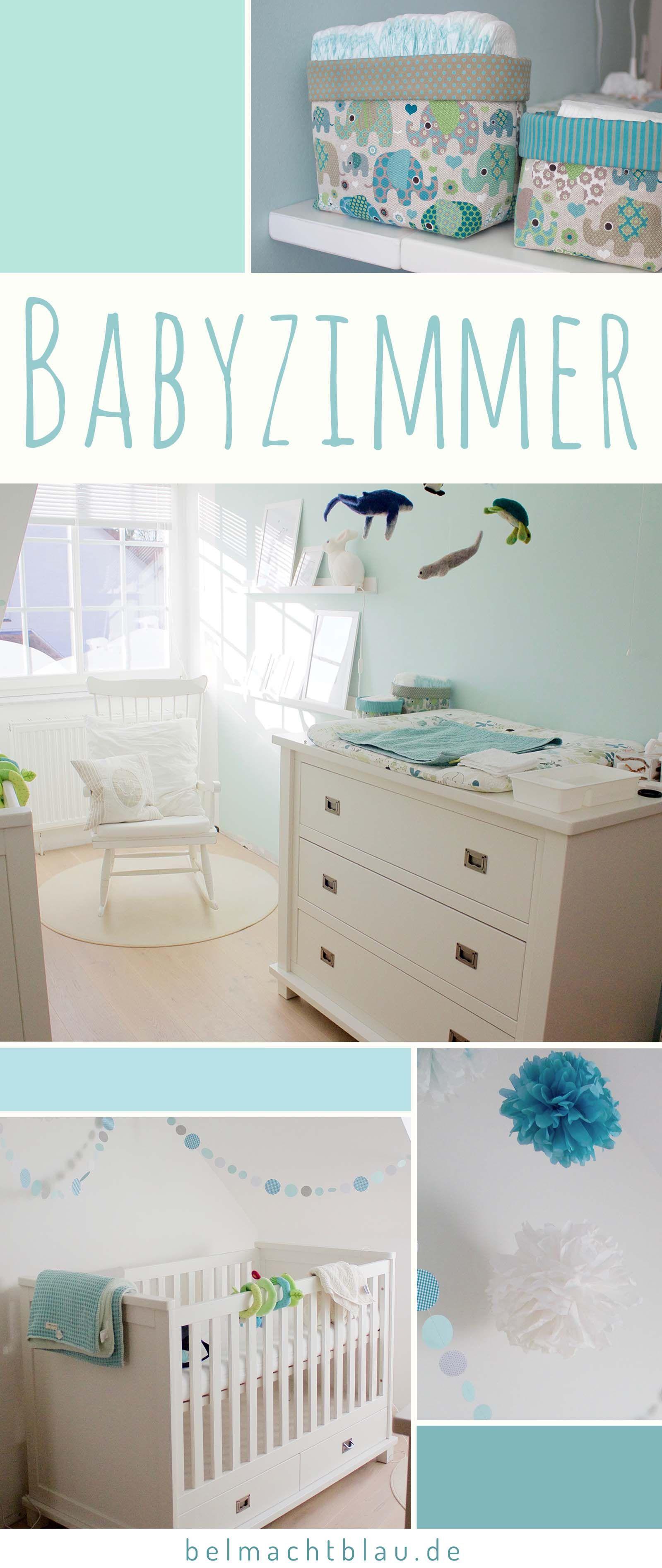 Einblicke ins Babyzimmer | Babyzimmer | Babyzimmer, Kinderzimmer ...