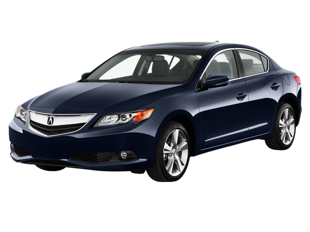 The Acura Ilx Is A Compact Luxury Sedan For Honda S Luxury Brand