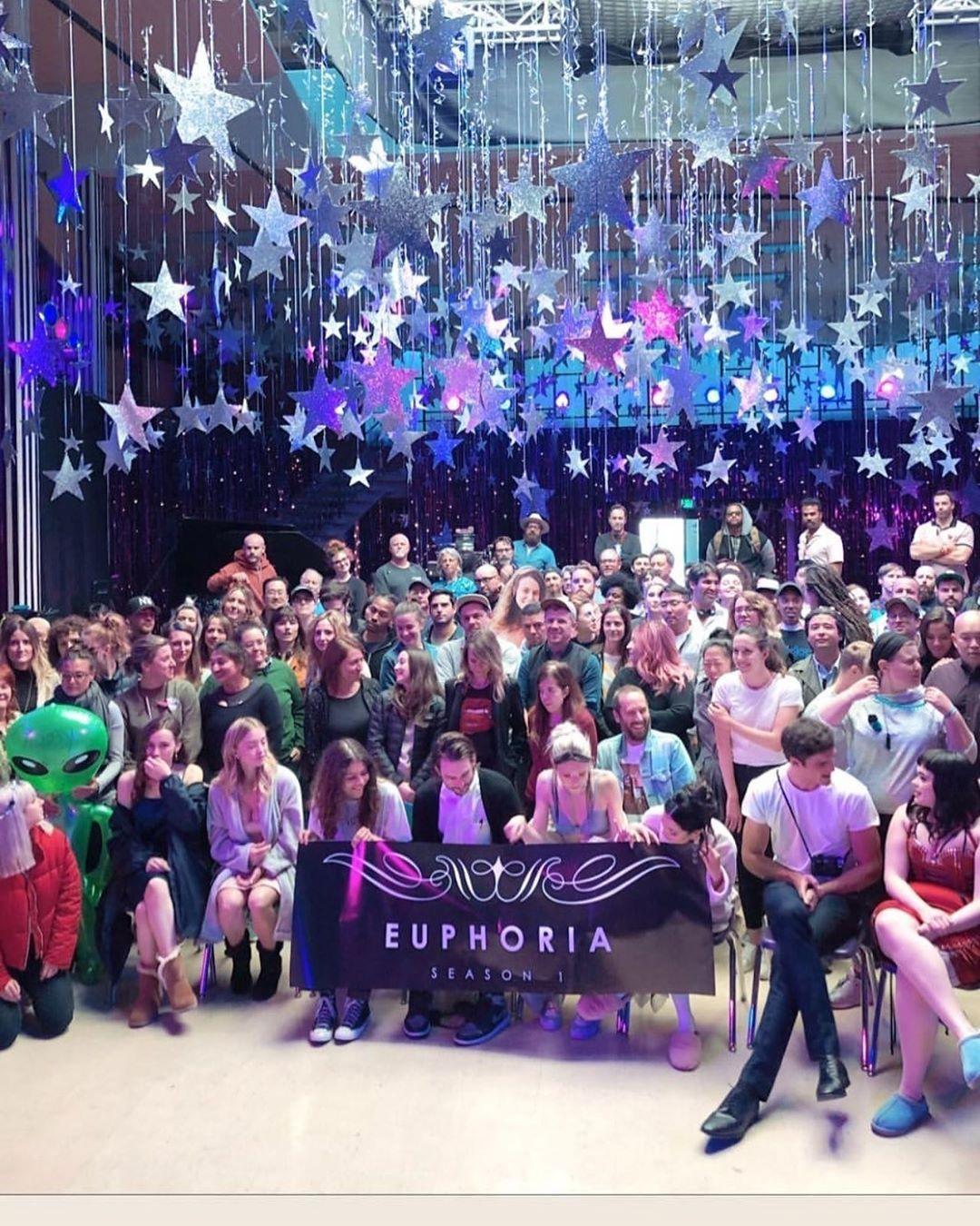 euphoria birthday party theme