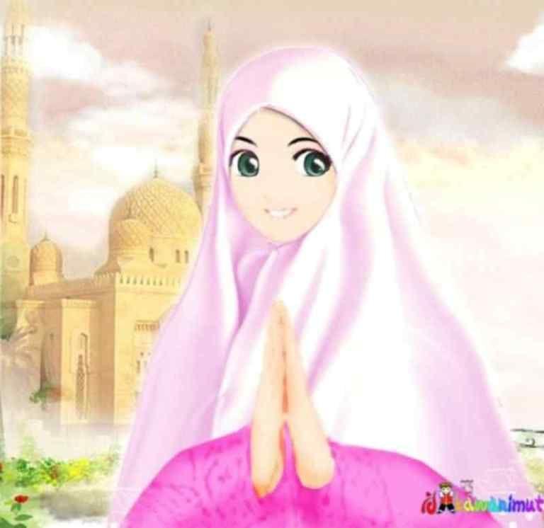 75 Gambar Kartun Muslimah Cantik Dan Imut Bercadar Sholehah Lucu Gambar Kartun Gambar Kartun Kartun Hijab
