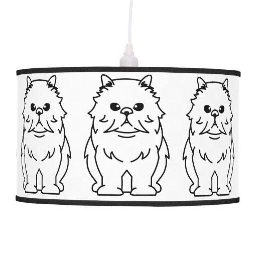 Persian Cat Cartoon Hanging Pendant Lamp Hanging Pendant Lamp Lamp Pendant Lamp