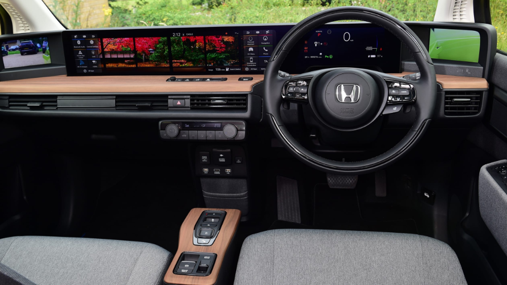 New Honda E 2020 Uk Review Pictures Auto Express In 2020 New Honda Honda Hybrid Car