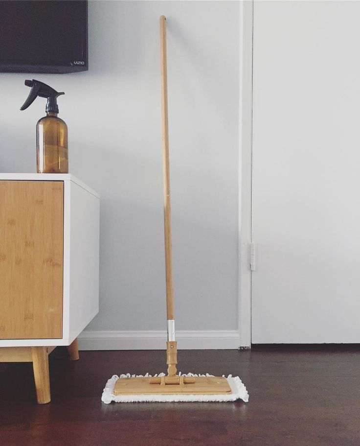 Is It Possible To Be In Love With A Swiffer Cause I Am Because It S Bamboo And It Matches My Furniture Waste Free Living Sustainable Living Sustainable Home