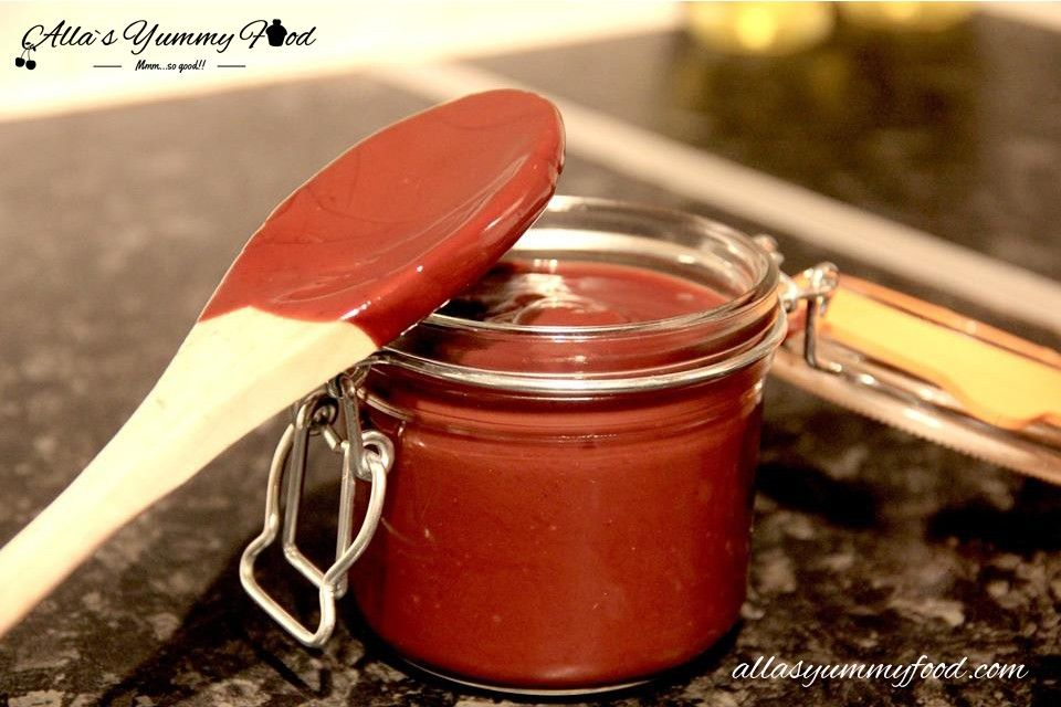 EASY CHOCOLATE GANACHE RECIPE - live healthy and be strong