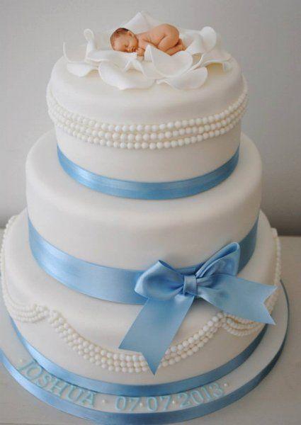 Pin By Beata Kurylo On Baptism Christening Cakes Cake