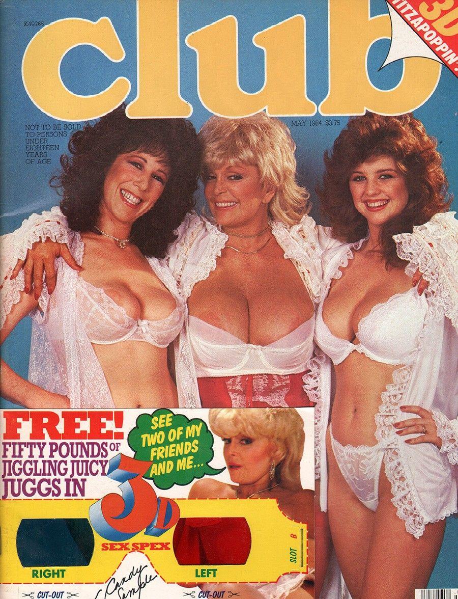 Club May 1984 Club Magazine